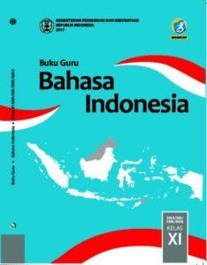Buku Guru Bahasa Indonesia Kelas 11 Revisi 2017