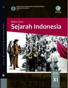 Buku Guru Sejarah Indonesia Kelas 11 Revisi 2017