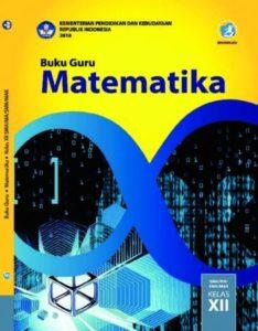 Buku Guru Matematika Kelas 12 Revisi 2018