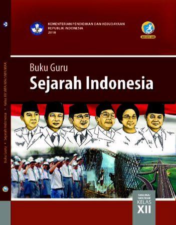 Buku Guru Sejarah Indonesia Kelas 12 Revisi 2018