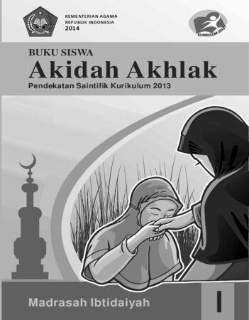 Buku Siswa Akidah Akhlak Kelas 4 Revisi 2014