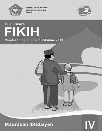 Buku Siswa Fikih Kelas 4 Revisi 2014