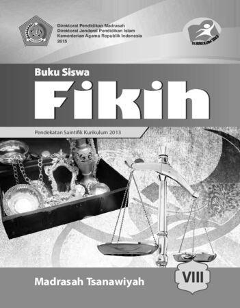 Buku Siswa Fikih Kelas 8 Revisi 2015