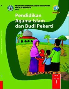 Buku Siswa Pendidikan Agama Islam dan Budi Pekerti Kelas 1 Revisi 2017