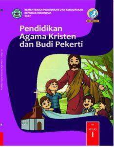 Buku Siswa Pendidikan Agama Kristen dan Budi Pekerti Kelas 1 Revisi 2017