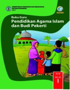 Buku Guru Pendidikan Agama Islam dan Budi Pekerti Kelas 1 Revisi 2017