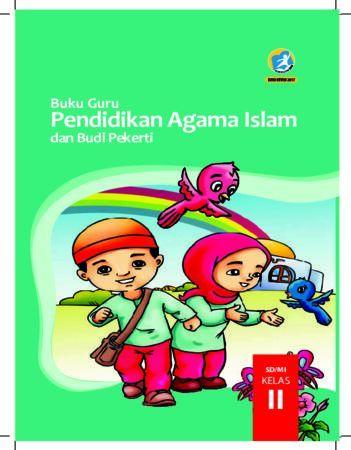 Buku Guru Pendidikan Agama Islam dan Budi Pekerti Kelas 2 Revisi 2017