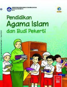 Buku Siswa Pendidikan Agama Islam dan Budi Pekerti Kelas 3 Revisi 2018
