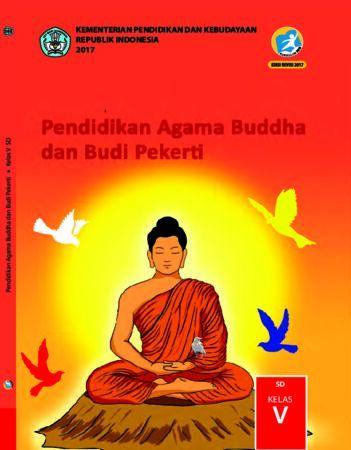 Buku Siswa Pendidikan Agama Budha dan Budi Pekerti Kelas 5 Revisi 2017