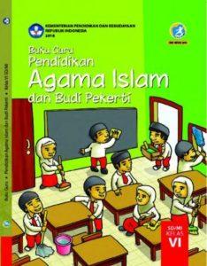 Buku Guru Pendidikan Agama Islam dan Budi Pekerti Kelas 6 Revisi 2018