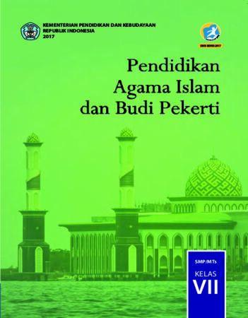 Buku Siswa Pendidikan Agama Islam dan Budi Pekerti Kelas 7 Revisi 2017