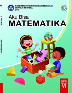 Buku Siswa Aku Bisa Matematika Kelas 6 Revisi 2018