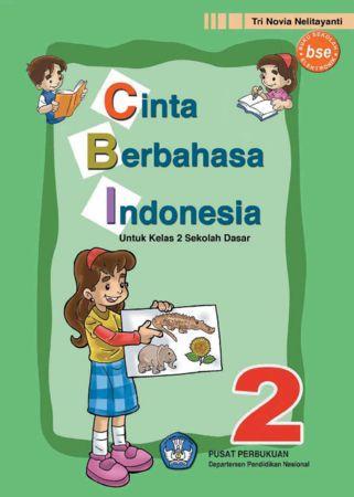Cinta Berbahasa Indonesia Kelas 2