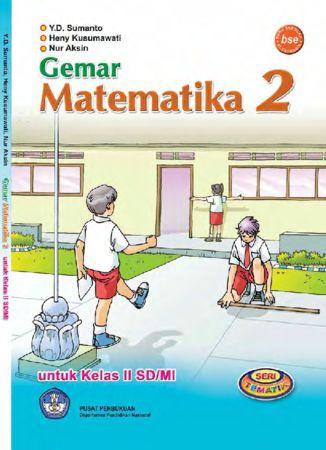 Gemar Matematika Kelas 2