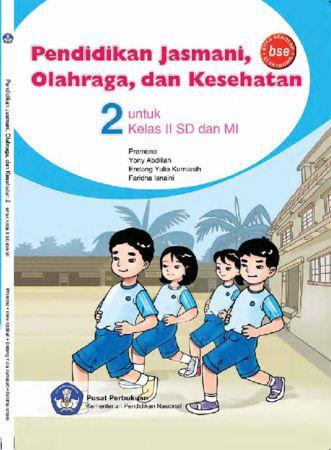Pendidikan Jasmani Olahraga dan Kesehatan Kelas 2