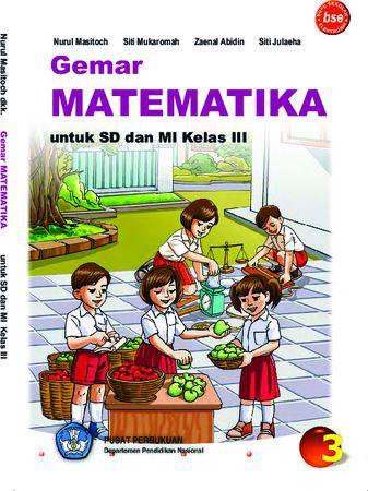 Gemar Belajar Matematika Kelas 3