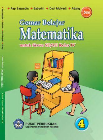 Gemar Belajar Matematika Kelas 4