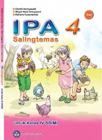 IPA SalingTemas Kelas 4