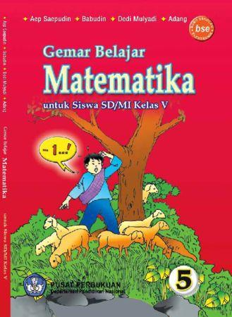 Gemar Belajar Matematika Kelas 5