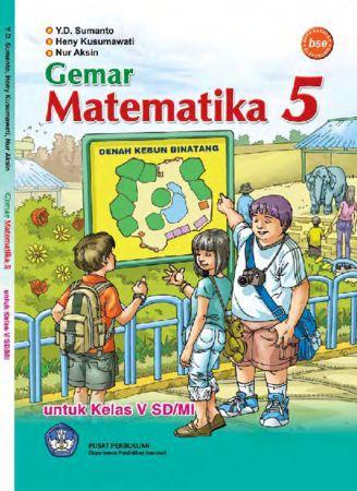 Gemar Matematika Kelas 5