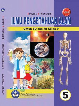 Ilmu Pengetahuan Alam (IPA) Kelas 5