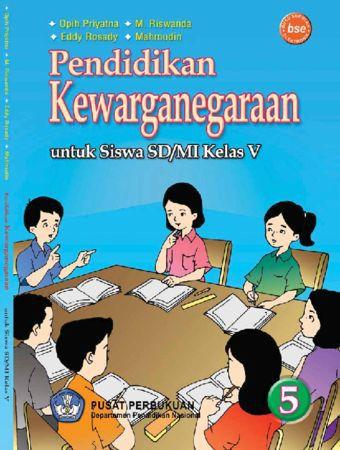 Pendidikan Kewarganegaraan Kelas 5