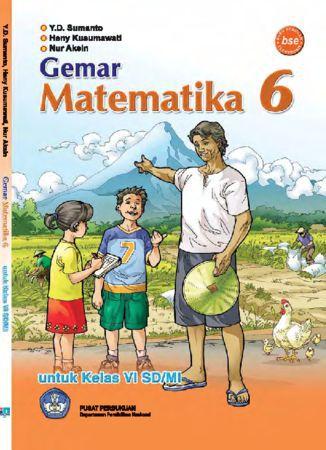 Gemar Matematika 6 Kelas 6