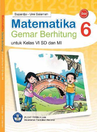 Matematika Gemar Berhitung Kelas 6