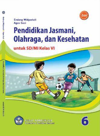 Pendidikan Jasmani Olahraga dan Kesehatan Kelas 6
