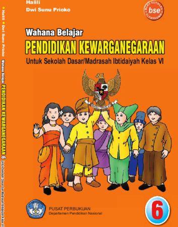 Wahana Belajar Pendidikan Kewarganegaraan Kelas 6