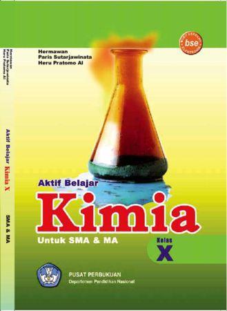 Aktif Belajar Kimia Kelas 10