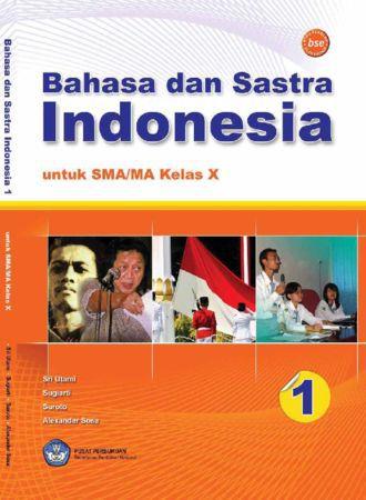 Bahasa dan Sastra Indonesia Kelas 10