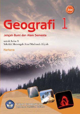 Geografi Jelajah Bumi dan Alam Semesta Kelas 10