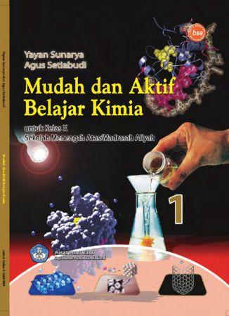 Mudah dan aktif Belajar Kimia Kelas 10