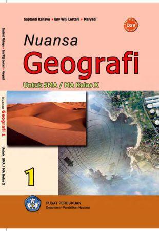 Nuansa Geografi Kelas 10
