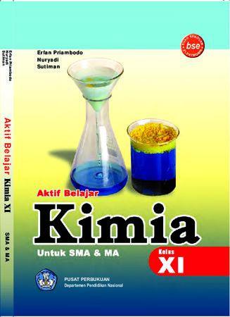 Aktif Belajar Kimia Kelas 11