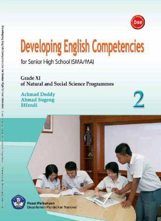 Developing English Competencies (IPA dan IPS) Kelas 11