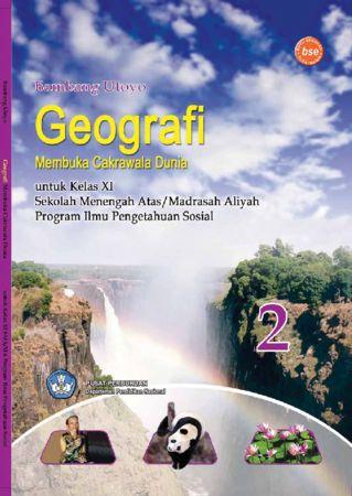 Geografi Membuka Cakrawala Dunia Kelas 11