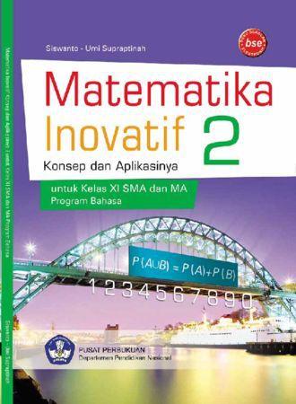 Matematika Inovatif 2 Konsep dan Aplikasinya (Bahasa) Kelas 11