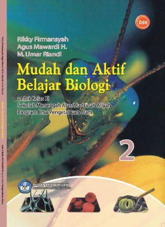 Mudah dan Aktif Belajar Biologi 2 (IPA) Kelas 11