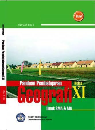 Panduan Pembelajaran Geografi Kelas 11