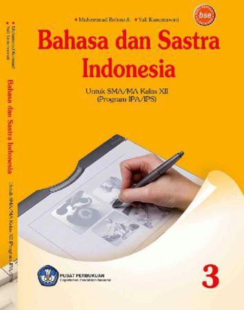 Bahasa Dan Sastra Indonesia 3 (IPA dan IPS) Kelas 12