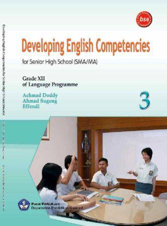 Developing English Competencies 3 (Bahasa) Kelas 12