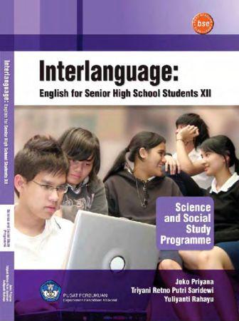 Interlanguage (IPA dan IPS) Kelas 12