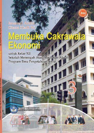 Membuka Cakrawala Ekonomi (IPS) Kelas 12