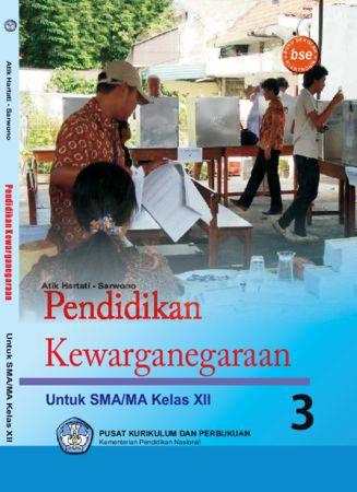 Pendidikan Kewarganegaraan 3 Kelas 12
