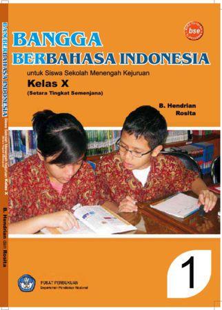 Bangga Berbahasa Indonesia 1 Kelas 10 SMK