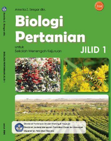 Biologi Pertanian Jilid 1 Kelas 10 SMK