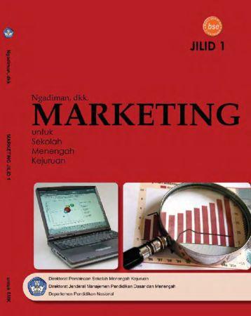 Marketing Jilid 1 Kelas 10 SMK