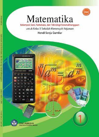 Matematika Kelompok Seni Pariwisata dan Teknologi Kerumahtanggaan Kelas 10 SMK